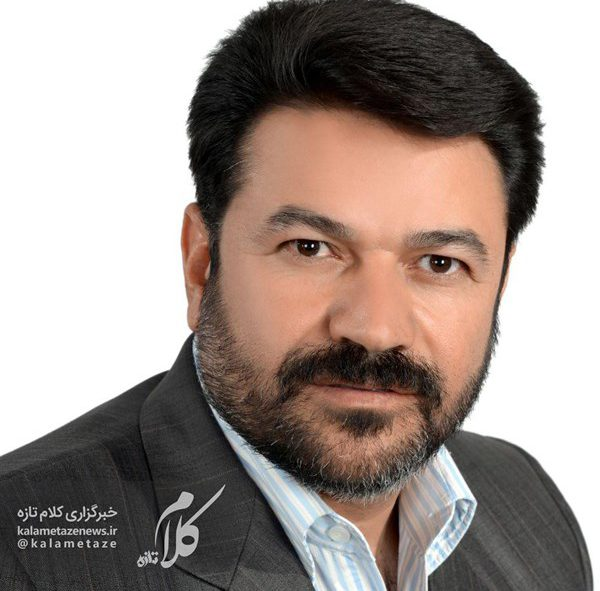 حسین سپهری رئیس شورای شهر چناران