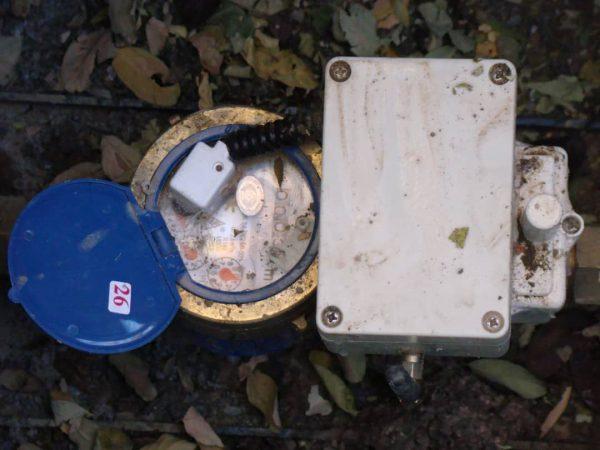آغاز هوشمند سازی کنتورهای آب در شهر گلبهار