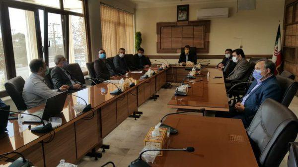 جلسه بررسی و اتخاذ تصمیمات درخصوص قطارشهری برگزار شد