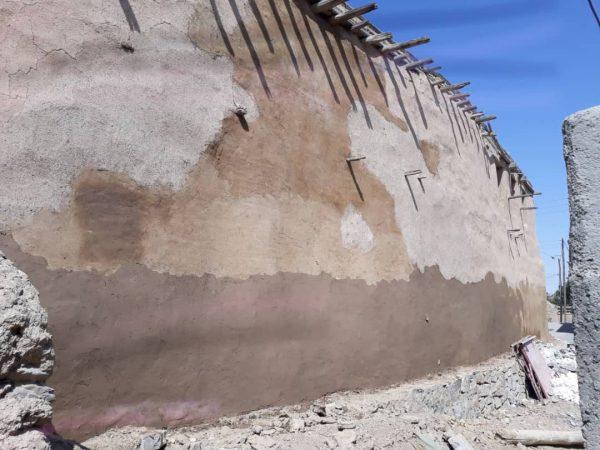 پایان عملیات مرمت و استحکامبخشی حسینیه اسمی خان گلمکان