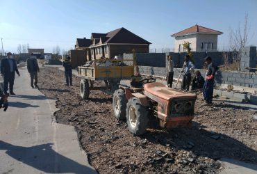 تخریب بیش از ۱۲۰ باغ ویلای غیرمجاز در گلبهار