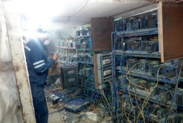 شناسایی یک واحد غیر مجاز استخراج ارز دیجیتال در شهرک صنعتی چناران