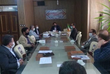 اولین جلسه کمیسیون نظارت بر سازمانهای صنفی شهرستان چناران برگزار شد