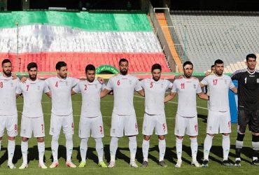 پرواز تیم ملی فوتبال ایران به بحرین