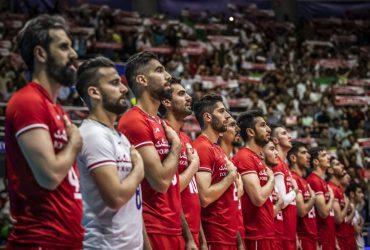 آغاز بازیهای ایران در لیگ ملتهای ۲۰۲۱ والیبال