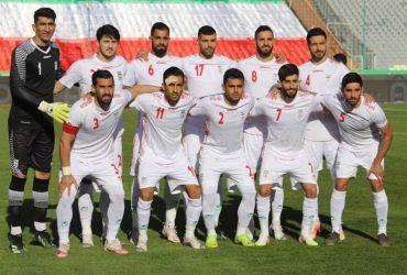 لیست جدید تیم ملی فوتبال
