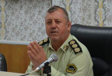 دستگیری سارق سابقه دار در گلبهار