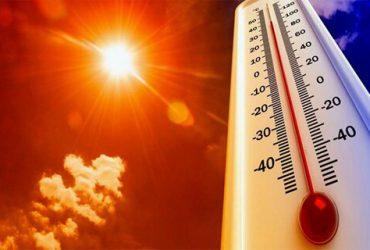 دمای هوا در خراسان رضوی به بیش از ۴۰ درجه میرسد