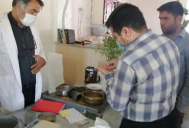 آغاز فعالیت مراکز خرید تضمینی گندم در شهرستان چناران