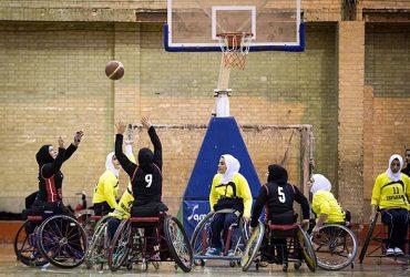 بسکتبال آویژه صنعت مشهد