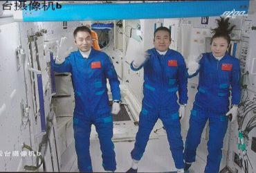 کنسرت چینی ها در فضا